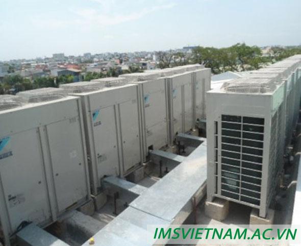 Hướng dẫn kỹ thuật lắp đặt hệ thống điều hòa trung tâm P2