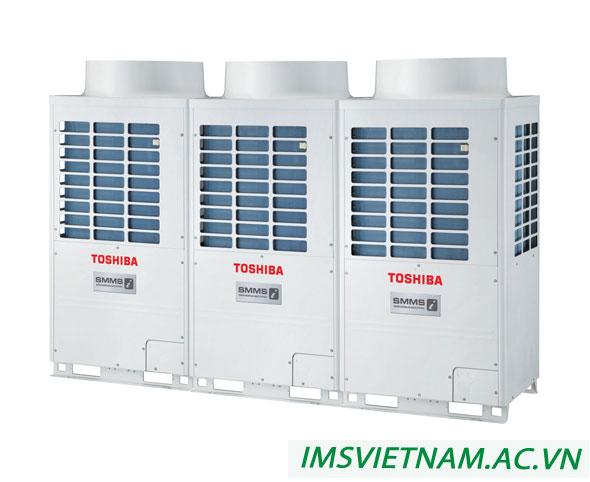 Hệ thống điều hòa trung tâm Toshiba có những ưu điểm và hạn chế gì?
