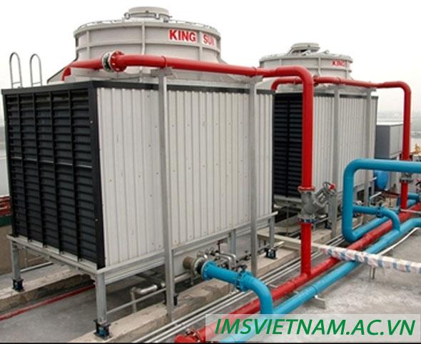 Tư vấn lắp đặt sửa chữa bảo dưỡng hệ thống điều hòa(máy lạnh) chiller