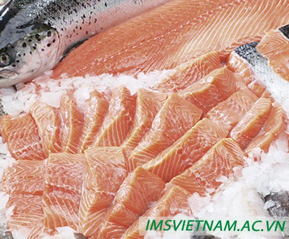 thực phẩm cấp đông có giảm chất dinh dưỡng