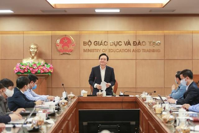 Bộ trưởng: Đề thi tham khảo THPT quốc gia phù hợp với tinh giản nội dung - 1